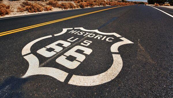 Historic Route 66 - Sputnik International