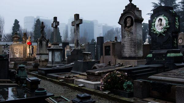 Morbid Beauty: Old and Spooky Cemeteries Across the World - Sputnik International