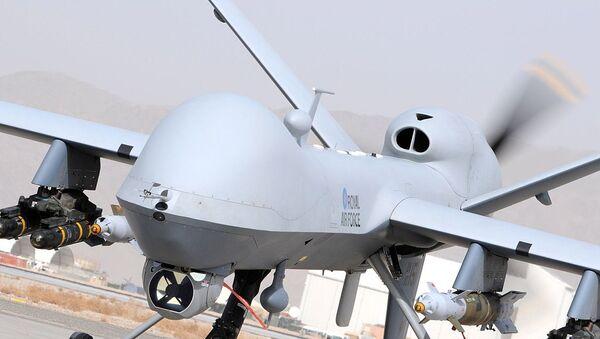 UK Reaper Drone MQ9 - Sputnik International