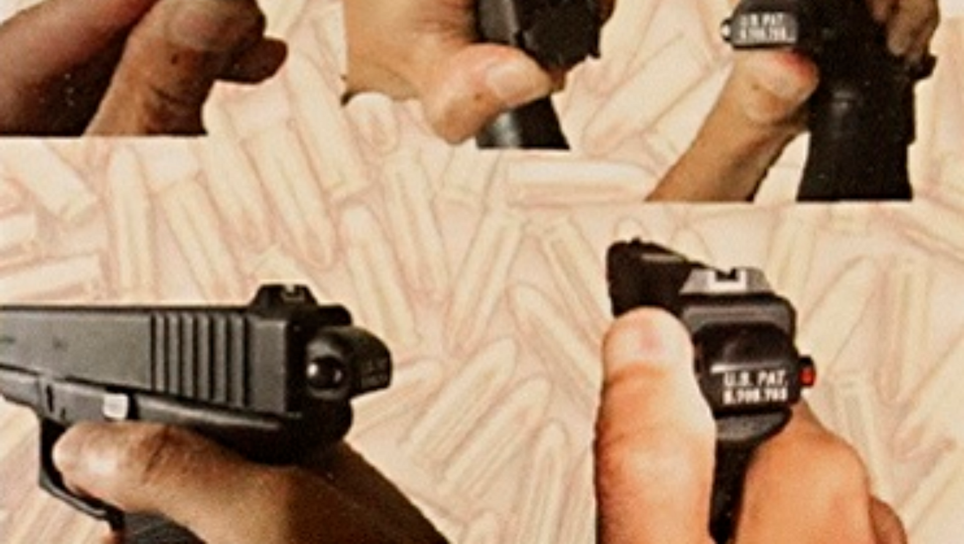 A Glock Switch is a A relatively simple, albeit illegal, device that allows a conventional semi-automatic Glock pistol to function as a fully automatic firearm. The switch is classified as a machinegun under federal law. - Sputnik International, 1920, 03.08.2021