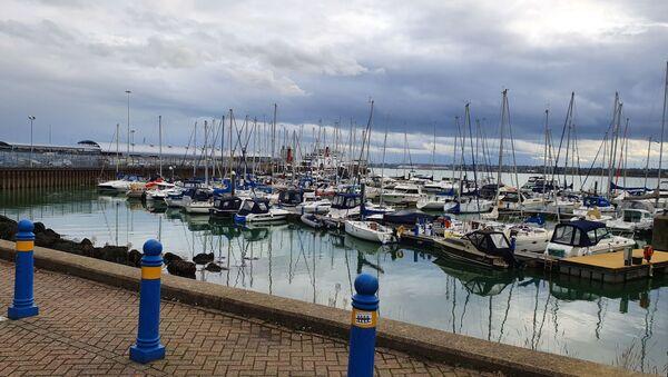 Southampton waterfront - Sputnik International