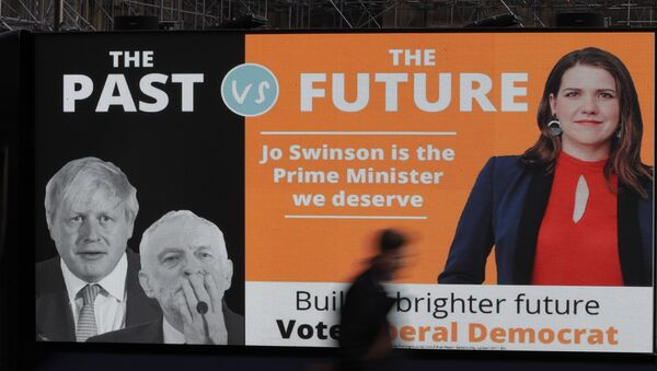 The Liberal Democrats launch their General Election campaign - Sputnik International