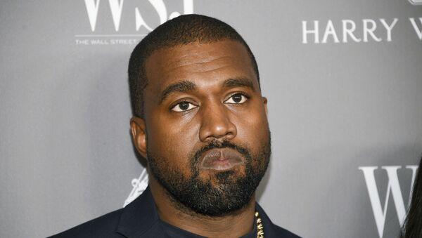 Kanye West attends the WSJ. Magazine 2019 Innovator Awards at the Museum of Modern Art on Wednesday, Nov. 6, 2019, in New York. - Sputnik International