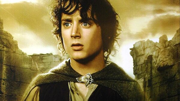 The Lord of the Rings: The Two Towers poster - Sputnik International