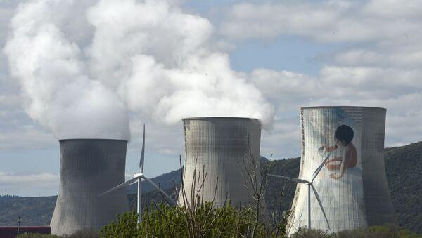 Cruas Meysse nuclear power plant - Sputnik International