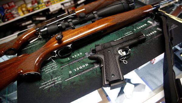 Remington guns for sale at Atlantic Outdoors gun shop - Sputnik International