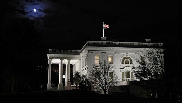 White House building in Washington - Sputnik International