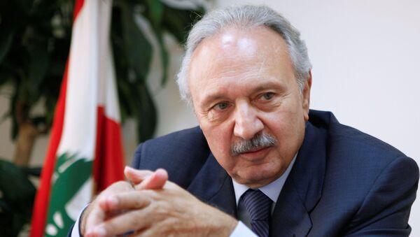 Lebanon's former-Minister of Economy and Trade, Mohammad Safadi - Sputnik International