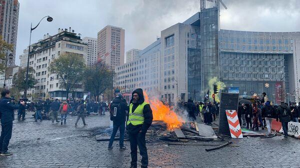 Yellow Vests Protests - Sputnik International