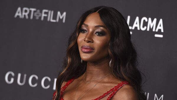Naomi Campbell arrives at the 2019 LACMA Art and Film Gala at Los Angeles County Museum of Art on Saturday, Nov. 2, 2019, in Los Angeles. - Sputnik International