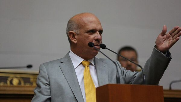 Hugo Carvajal  - Sputnik International