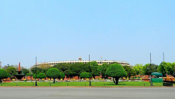 Parliament Of India - Sputnik International