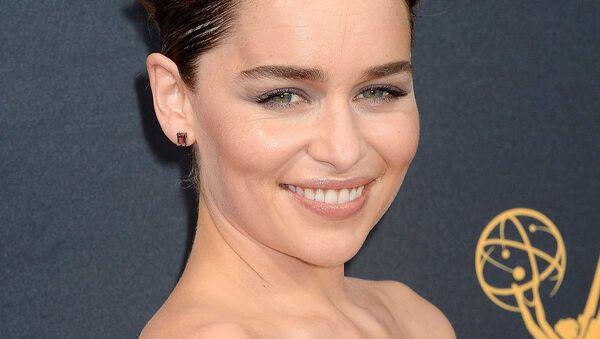 Emilia Clarke  - Sputnik International
