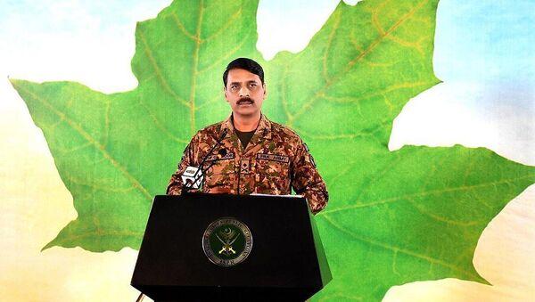 Major General Asif Ghafoor - Sputnik International