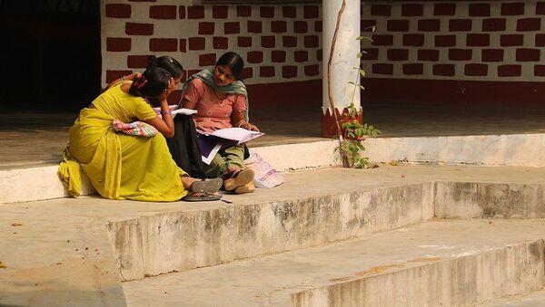 Womans in Navjyoti India Foundation - Sputnik International