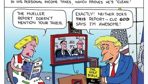 Taxing Jobs, Little Returns  - Sputnik International