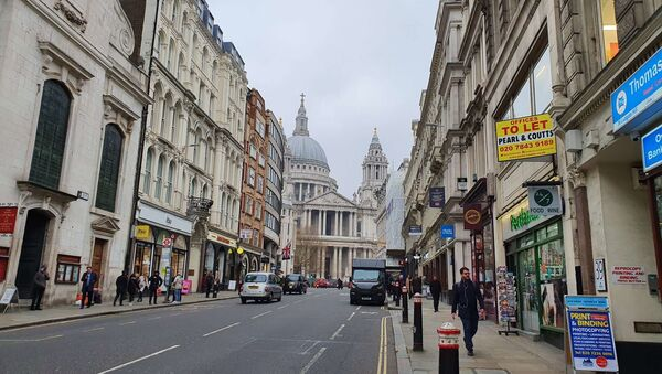 St Paul's Cathedral is in the City of London and Westminster constituency - Sputnik International