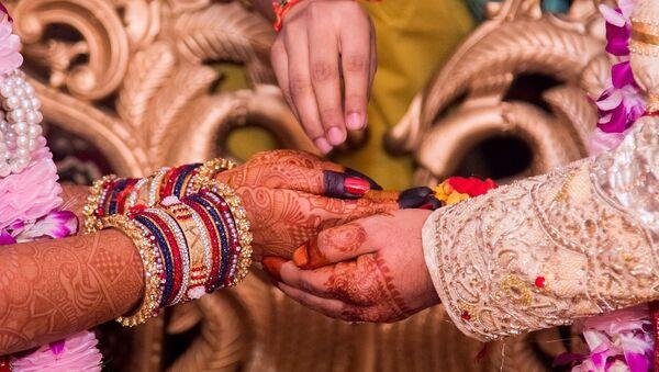 Hindu Marriage - Sputnik International
