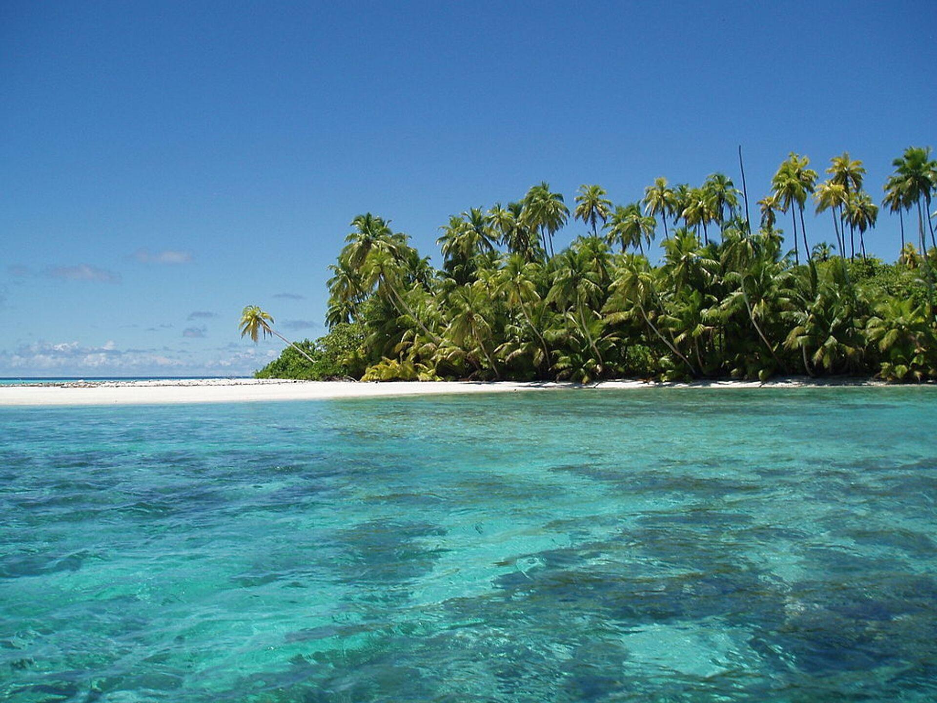 Salomons Atoll in the Chagos - Sputnik International, 1920, 07.09.2021