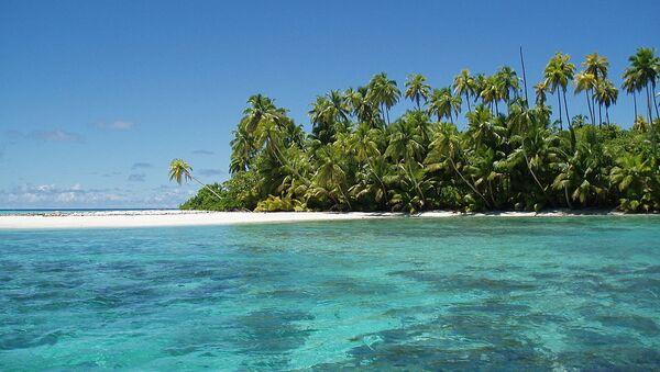Salomons Atoll in the Chagos - Sputnik International