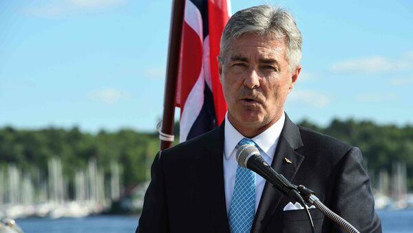 Kenneth J. Braithwaite, U.S. Ambassador to Norway - Sputnik International