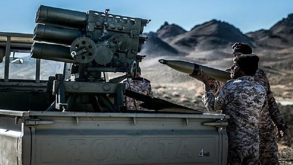 IRGC Ground Force Commandos  - Sputnik International