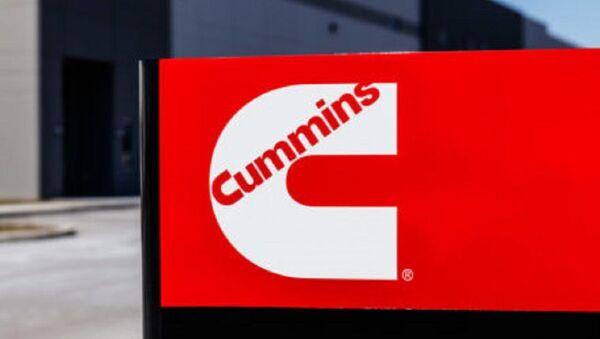 Cummins Logo - Sputnik International