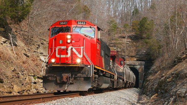 CN Railway - Sputnik International