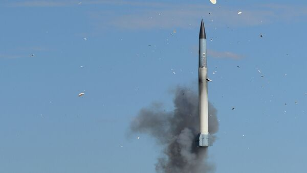 S-400 Triumf missile launch - Sputnik International