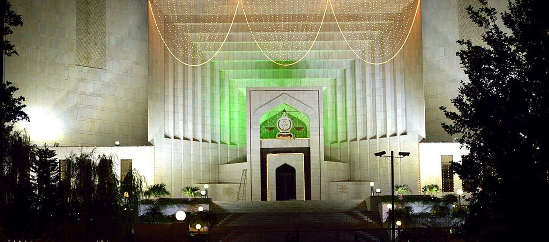 Supreme Court of Pakistan - Sputnik International, 1920, 06.08.2021