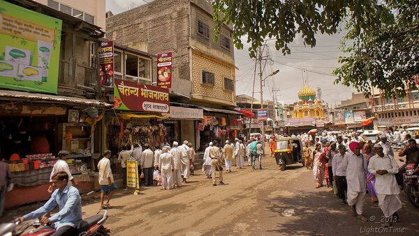 Pundlik Nagar, Pandharpur, Maharashtra, India - Sputnik International