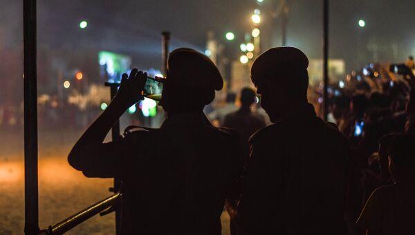 India police - Sputnik International