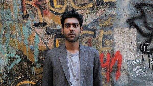 Actor Dhruv Sehgal  - Sputnik International