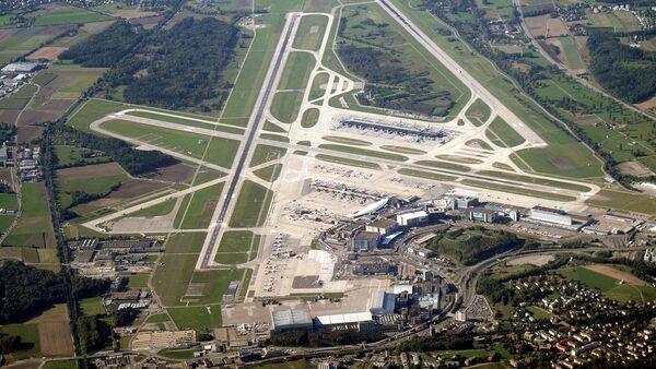 Zurich airport - Sputnik International