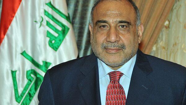 Adil Abdul-Mahdi - Sputnik International