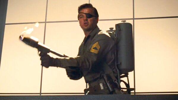 Leonardo DiCaprio in Once Upon a Time in Hollywood - Sputnik International
