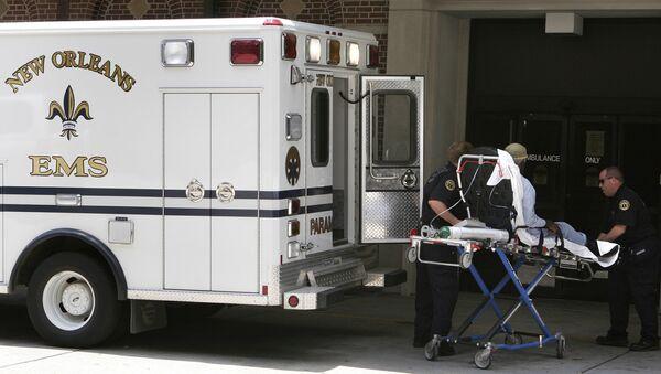 New Orleans Ambulance - Sputnik International