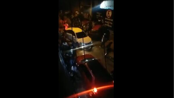 Turmoil at a funk ball in Sao Paulo, Brazil - Sputnik International
