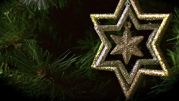 Christmas star - Sputnik International