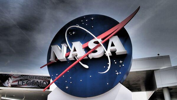 NASA logo. - Sputnik International