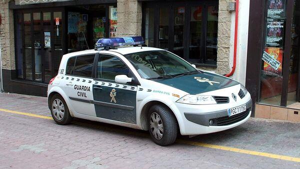Civil Guard - Sputnik International
