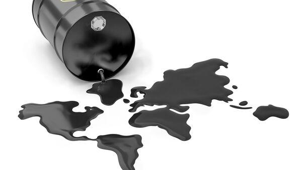 Oil  - Sputnik International