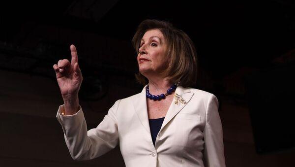 US House Speaker Nancy Pelosi - Sputnik International