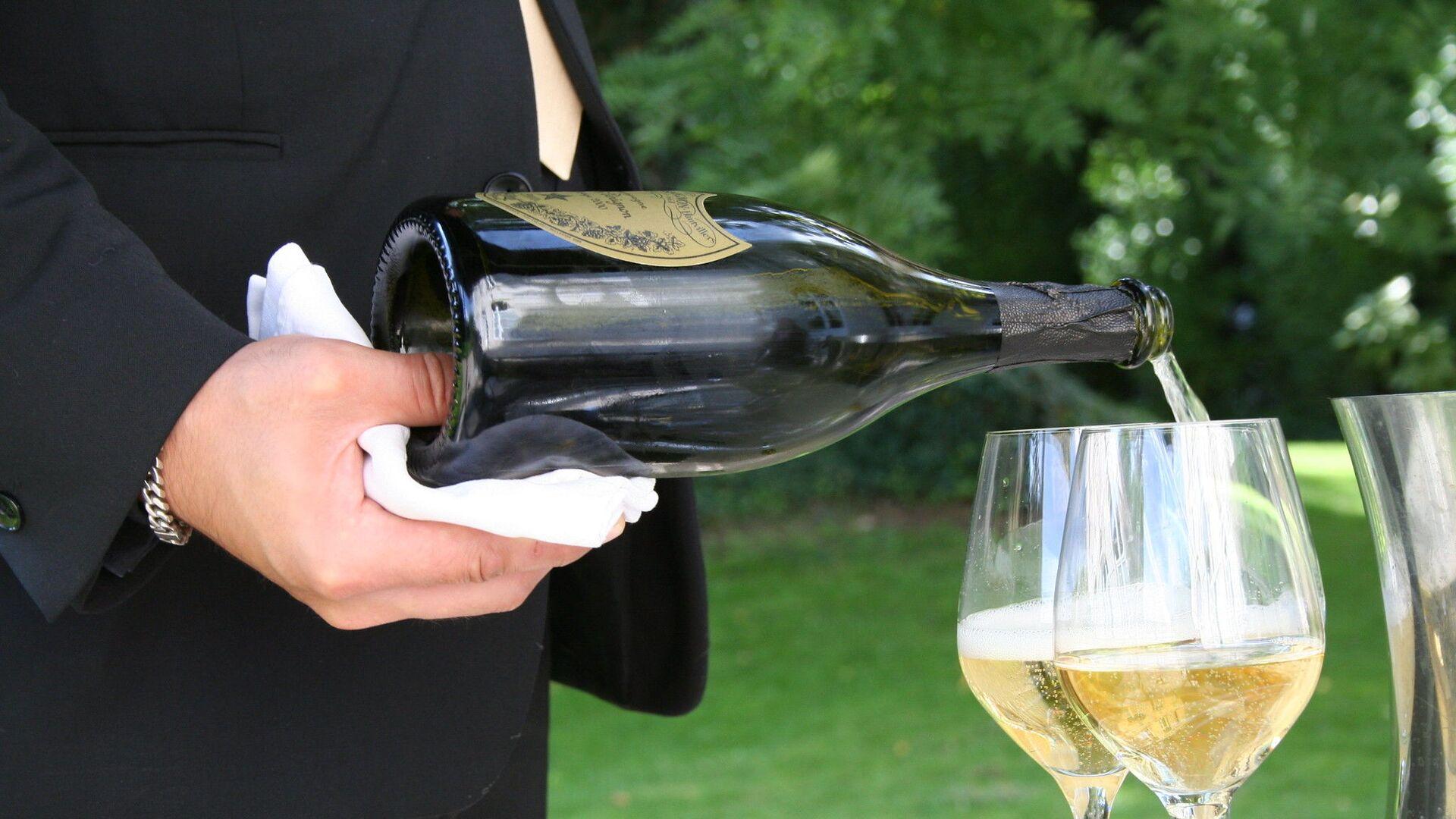 Champagne, France - Dom Perignon - Sputnik International, 1920, 23.09.2021
