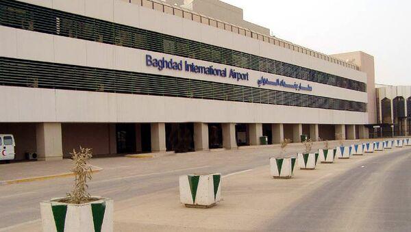 Baghdad International Airport  - Sputnik International