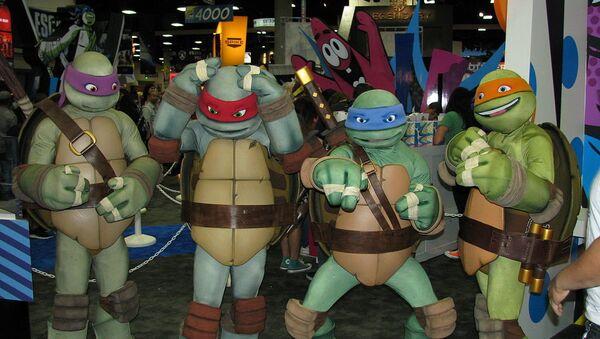 Mutant Ninja Turtles - Sputnik International