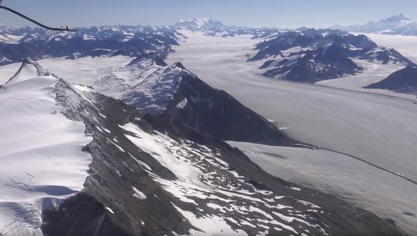 48 Years of Alaska's Glaciers  - Sputnik International