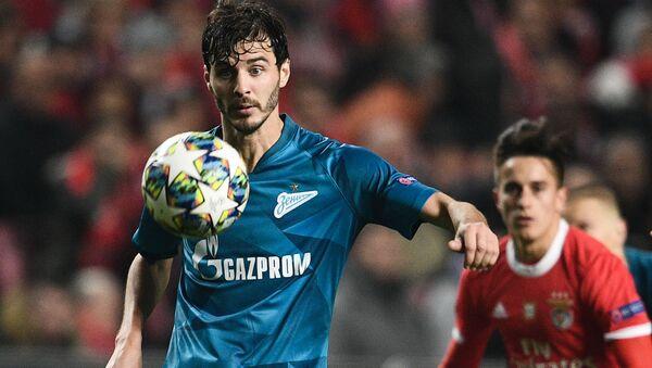 Portugal Soccer Champions League Benfica - Zenit - Sputnik International