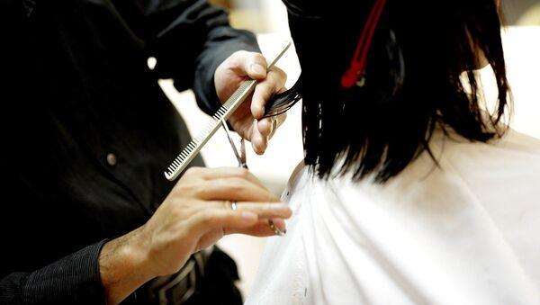 Haircut  - Sputnik International
