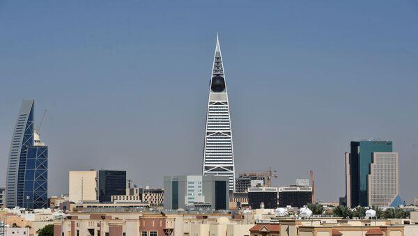 The Faisaliya tower stands among other buildings in the Saudi capital Riyadh on December 5, 2019.  - Sputnik International